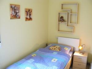 Kinderzimmer in Ferienwohnung